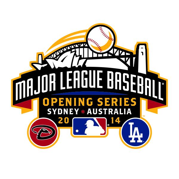 new MLB Opening Series logo. Feel free to add it to your MLB.com Blog
